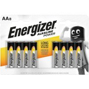 Energizer Alkaline Power AA; LR06; blister 8 ks