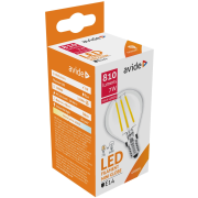 Avide LED žiarovka Filament Mini Globe 7W E14 NW High Lumen
