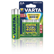 Varta Power AA 2600mAh, blister 4ks