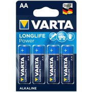 Varta Longlife Power AA; LR06; blister 4ks