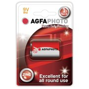 AgfaPhoto 9V Super, blister 1ks