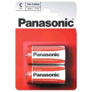 Panasonic Red C Special;  R14;  blister 2ks