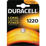 DURACELL DL1220 3V, blister 1ks