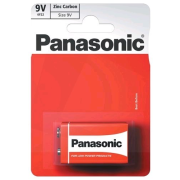 Panasonic Red 9V Special; blister 1ks