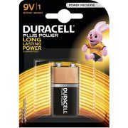 DURACELL PLUS Power 9V, blister 1ks