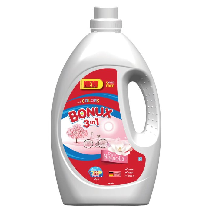 BONUX Gél color Pure Magnolia 60+5 PD / 3,575 L