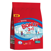 BONUX Prášok white Polar Ice Fresh 20 PD / 1,5kg