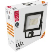 Avide LED SLIM Reflektor SMD 50W NW with PIR (3250 lumen)